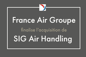 Le Groupe France Air finalise l'acquisition de SIG Air Handling